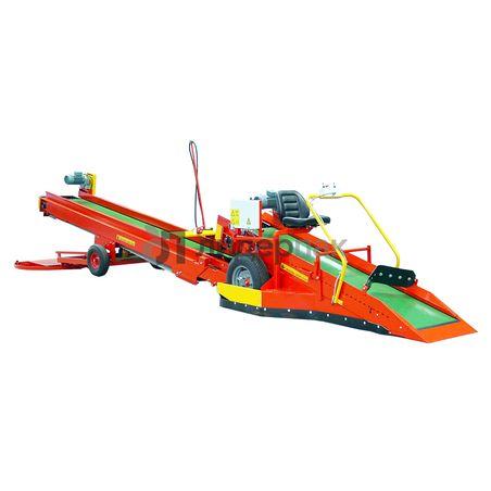 Скутер-подборщик BH #1
