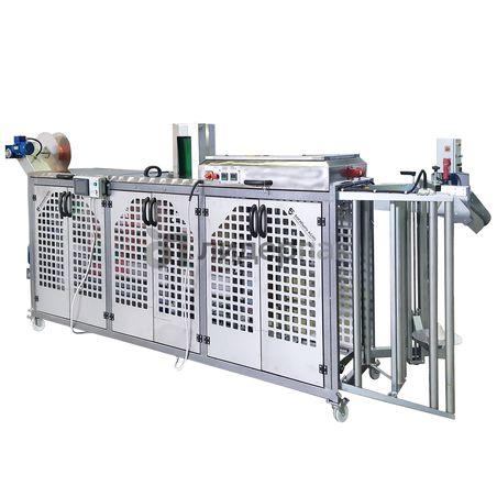 АУПБ-18 Автоматический упаковщик в полиэтиленовые пакеты #1
