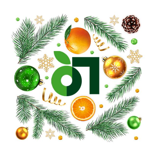 Поздравляем с наступающим Новым Годом и Рождеством!